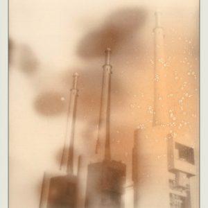 polaroid art print - Three pipes-small