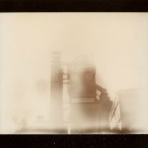 Polaroid art - high quality print - Montcada 50X40